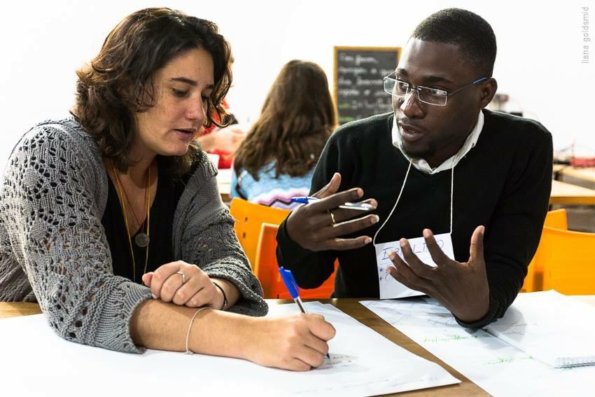 MIGRAFLIX - desenvolvendo projetos para integração de imigrantes e refugiados