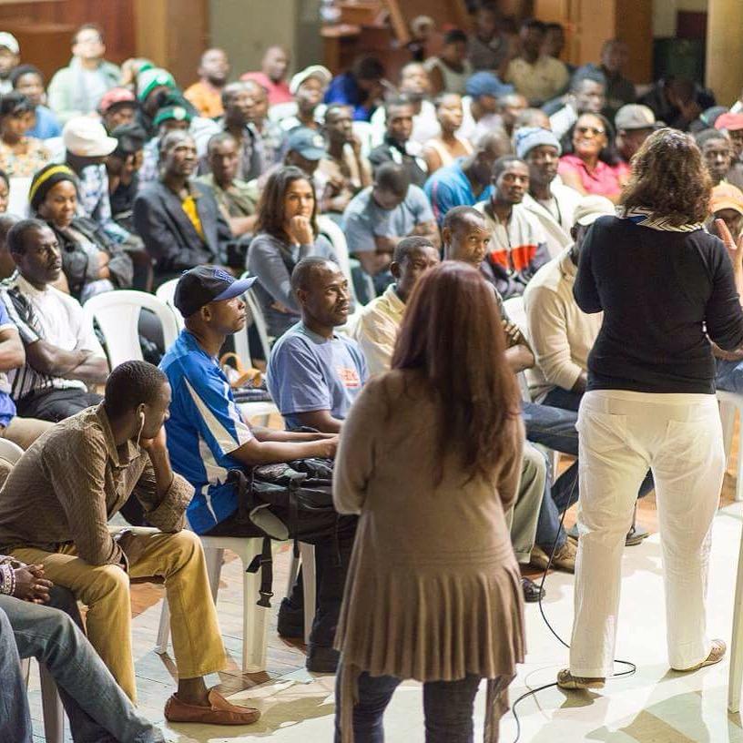 Missão Paz- treinamento intercultural para imigrantes e refugiados